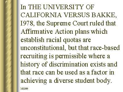 Affirmative action helped me and benefits society (essay) | Inside